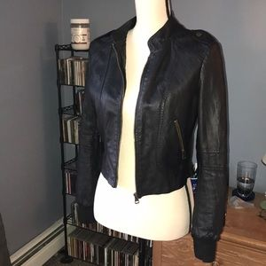 TCEC Leather Jacket
